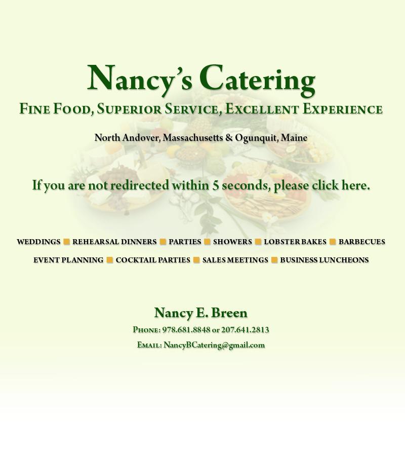 Nancy's Catering
